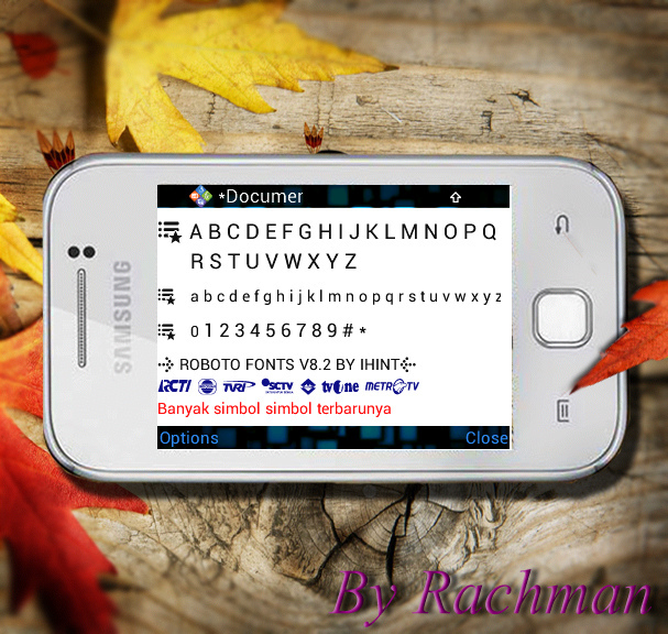 Font Roboto V8.2 By Ihint
